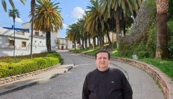 Ciudadanos designa a Francisco Poyato como candidato a la Alcaldía de Cabra