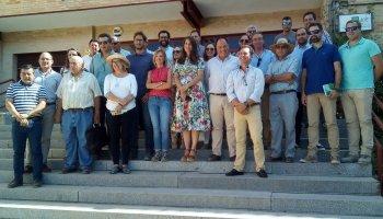 El IFAPA de Cabra celebra una jornada de Vitivinicultura para dar a conocer los avances en el sector