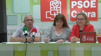 """Los socialistas califican de """"malos presupuestos"""" las cuentas de la Junta para 2020"""