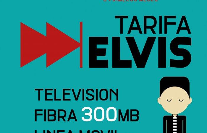 TARIFA ELVIS