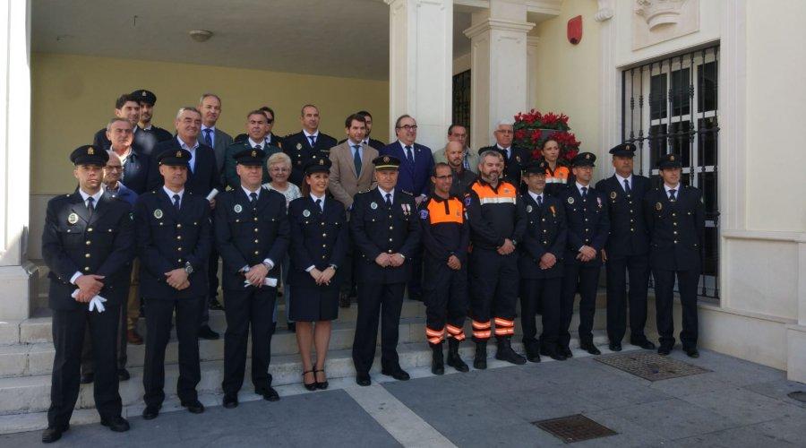 La Policía Local celebra a su Patrón, San Rodrigo Mártir