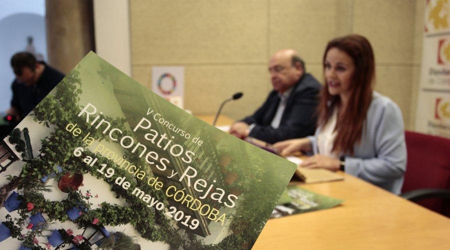El Patronato de Turismo convoca la quinta edición del Concurso de Patios, Rincones y Rejas de la Provincia de Córdoba