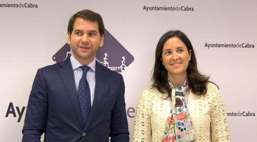 La Junta de Andalucía asfaltará y cederá posteriormente al Ayuntamiento de Cabra la Avenida de la Fuente del Río
