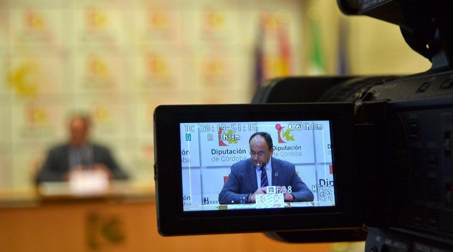 La Diputación presenta el Plan de colaboración con las entidades locales en materia de modernización y administración electrónica para 2019