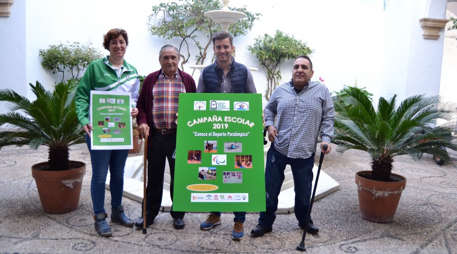 La campaña 'Conoce el deporte paralímpico' llega a los centros escolares con el objetivo de incidir en la concienciación y la integración