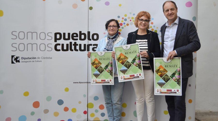 La II Fiesta del Remate de la Aceituna en Doña Mencía pretende recuperar el patrimonio y la cultura ligada a los cortijos y a la campaña del olivar