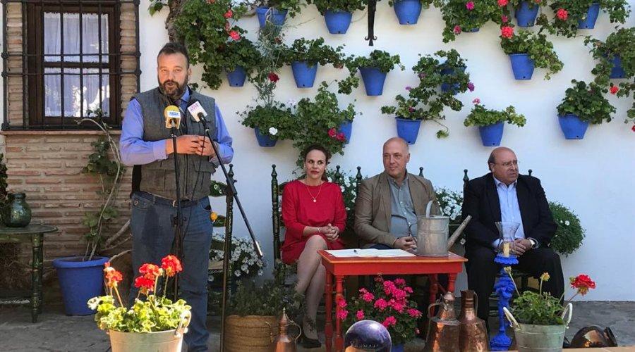 El Patronato de Turismo y la Asociación de Amigos de los Patios Cordobeses colaboran para  la promoción de la marca 'Patios de Córdoba'
