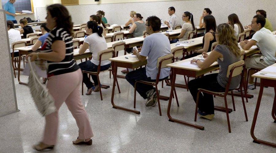Este viernes se abre el plazo de inscripción para las oposiciones de maestros con 3.800 plazas