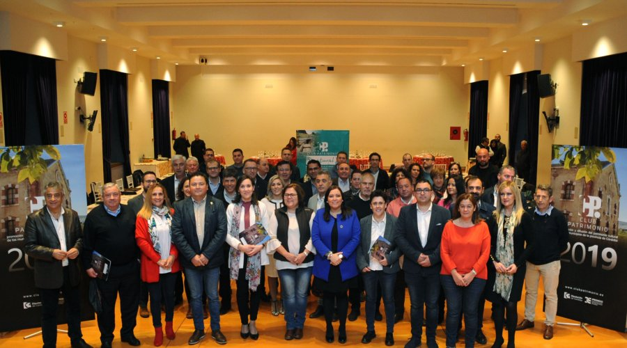 La 9ª edición del Club Patrimonio de la Diputación llega a Cabra el 28 de abril