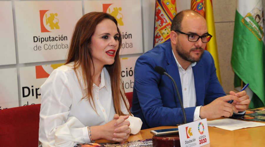 La 'Pascua de los Moraos' vuelve a convertir a Carcabuey en una gran fiesta carnavalesca