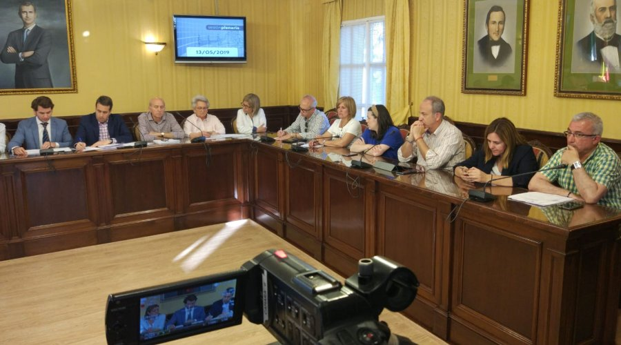 El Pleno aprueba dos millones y medio de euros destinados a nuevas obras en la Ciudad