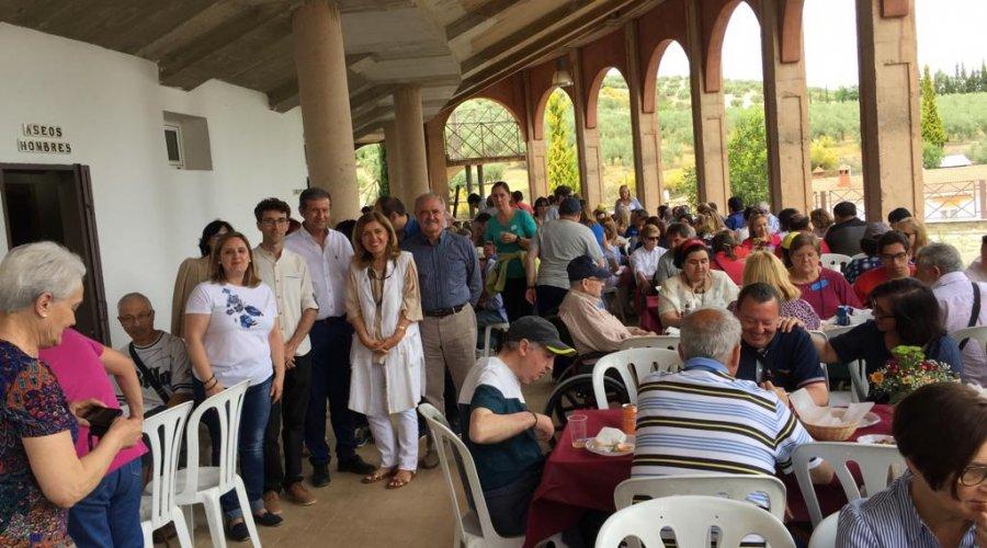 200 personas participan en las IX Jornadas de Convivencia de dispositivos de Salud Mental del Area Sanitaria Sur de Córdoba y FAISEM