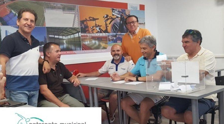 El Patronato Municipal de Deportes cuenta con nuevos vocales en su Consejo de Administración