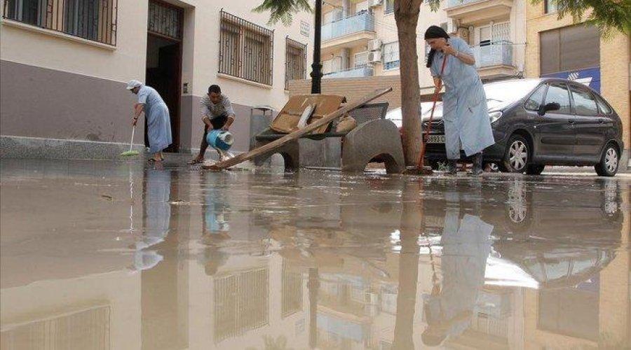 La Junta destina más de 450.000 euros en ayudas a 10 localidades afectadas por el temporal en Córdoba