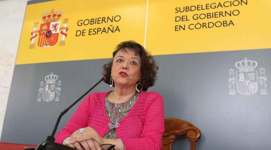 """La Subdelegada del Gobierno en funciones pide """"paciencia"""" y """"calmar los ánimos"""""""