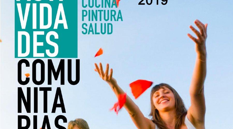Nueva edición de actividades comunitarias en Servicios Sociales