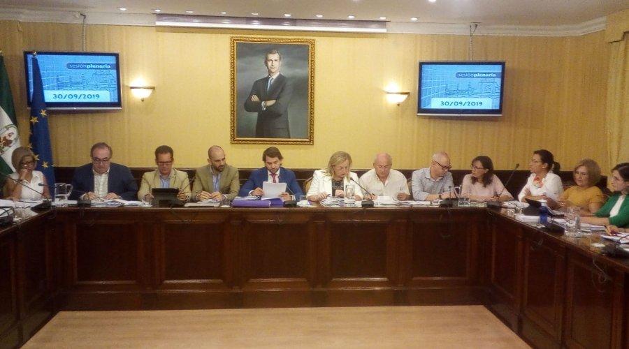El Ayuntamiento celebra el pleno de septiembre