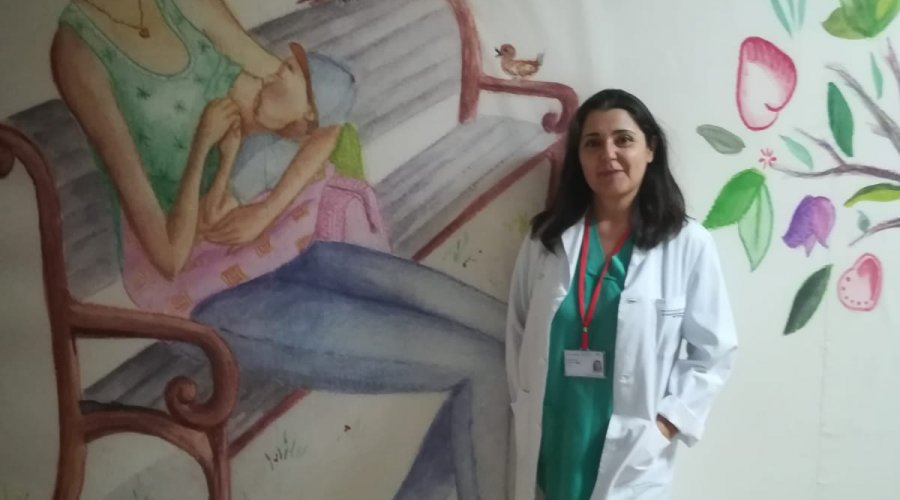 El Área Sanitaria Sur de Córdoba incorpora una Matrona en el ámbito de Atención Primaria
