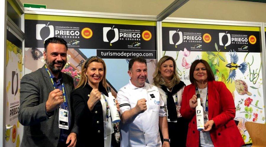 La Junta promociona la excelencia de los productos andaluces en San Sebastián Gastronomika con la marca 'Gusto del Sur'