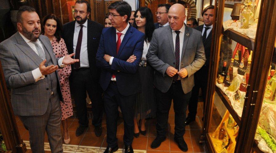 Rute encara el inicio de su campaña 'Rute, donde nace la Navidad' con un cercano nombramiento como Municipio de Interés Turístico de Andalucía