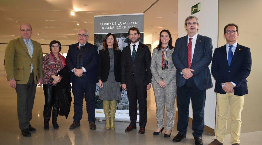 """Inaugurada en Jaén la exposición """"Entre Iberia e Hispania: El Palacio Ibérico del Cerro de la Merced"""""""