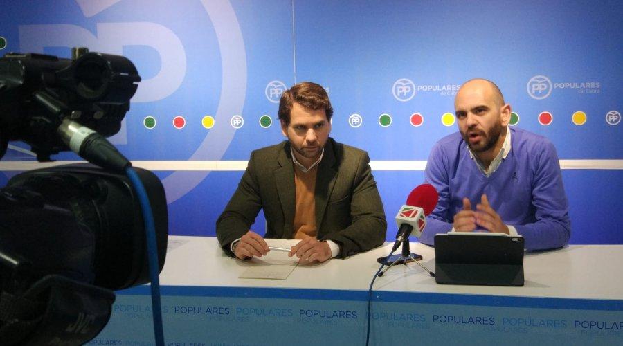 El PP pedirá al Pleno que apoye su moción contra la denominada intervención de Andalucía