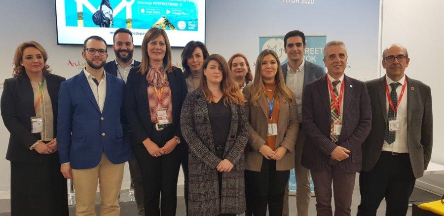 Caminos de Pasión y MyStreetBook colaboran en la realización de itinerarios personalizados por los municipios del interior de Andalucía