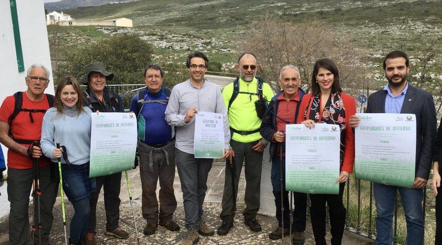 La Junta ofrece rutas a pie o en bicicleta en las Sierras Subbéticas