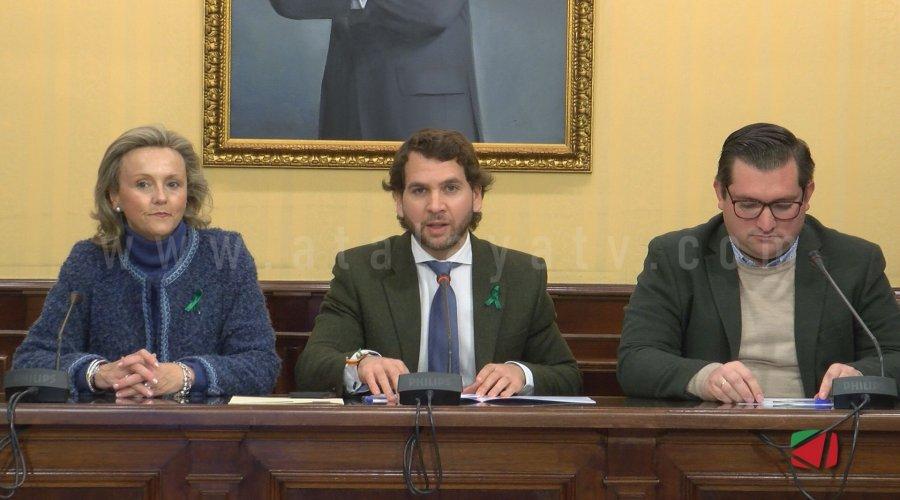 Renovado el Convenio entre el Ayuntamiento y la Agrupación de Cofradías