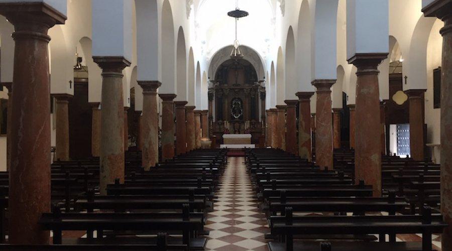 Cultura emite informe sobre las actuaciones realizadas en la Parroquia de la Asunción sin el pertinente permiso