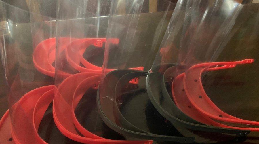 Subbética Contravirus 3D lleva a cabo una campaña de donación de máscaras protectoras a la población de riesgo de toda la Subbética
