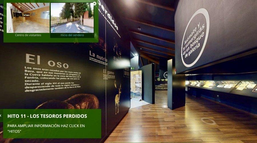 La Junta abre una ventana virtual para visitar ocho espacios naturales sin salir de casa