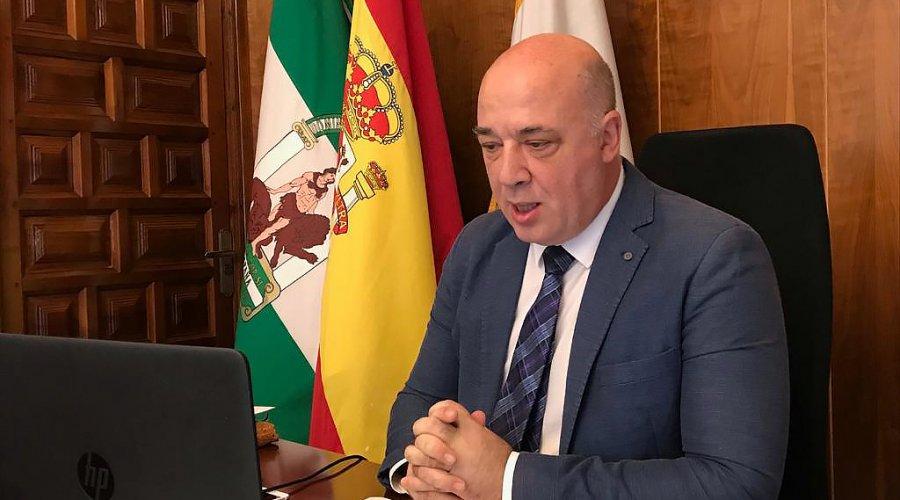 Nace 'Juntos X Córdoba', nuevo acuerdo de concertación social de Diputación, UGT, CCOO y CECO
