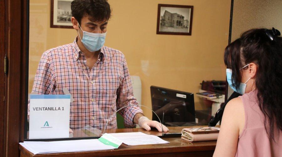 La Junta pone al servicio de los cordobeses 5 puntos de registro único en Córdoba