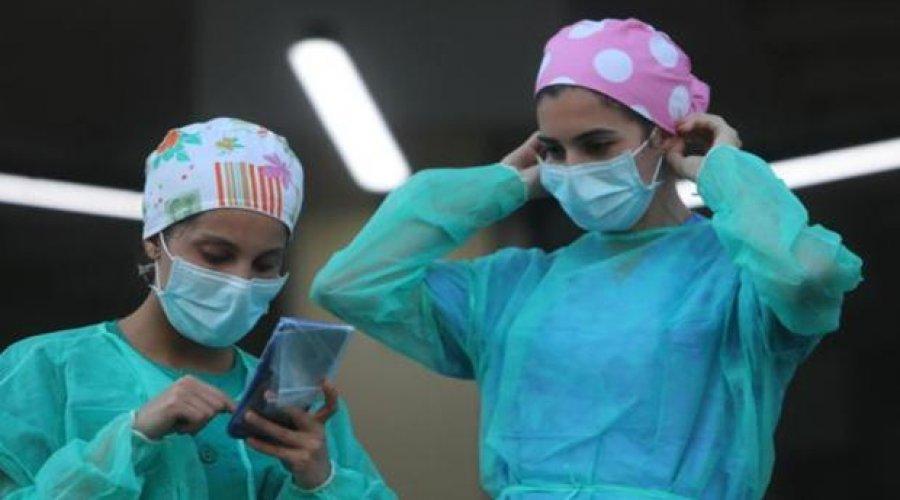 CSIF pide que se dote a los profesionales del Reina Sofía y del Área de Gestión Sanitaria Sur de mascarillas suficientes para cubrir su jornada laboral