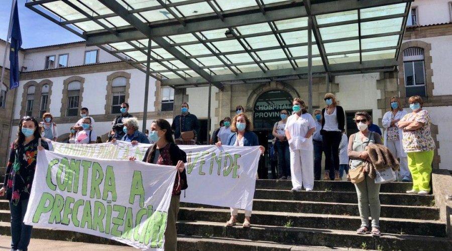 Los sindicatos de sanidad plantean reivindicaciones el próximo 25 de junio si no se retoma la negociación del Acuerdo para la Estabilidad y Calidad del Empleo en el SAS