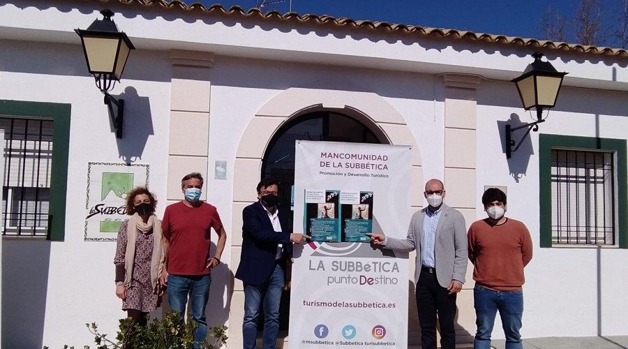 Presentado el primer encuentro-taller bioconstrucción en la Subbética