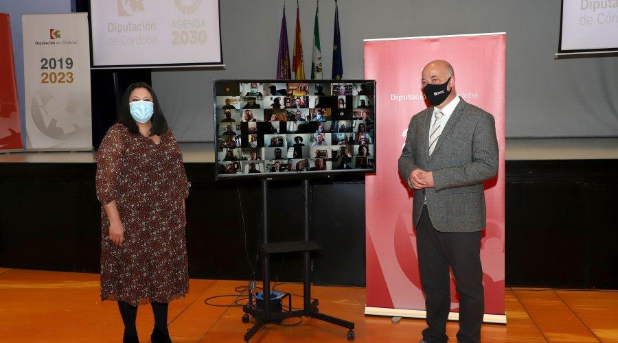 El 'Plan Más Provincia' da el paso definitivo con la firma de 80 convenios que ponen a disposición de los municipios de la provincia un total de 15 millones de euros