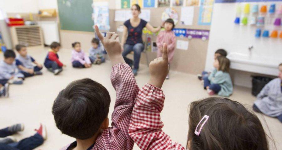 Educación oferta 11.809 plazas para menores de tres años en Córdoba, 133 más que el curso anterior