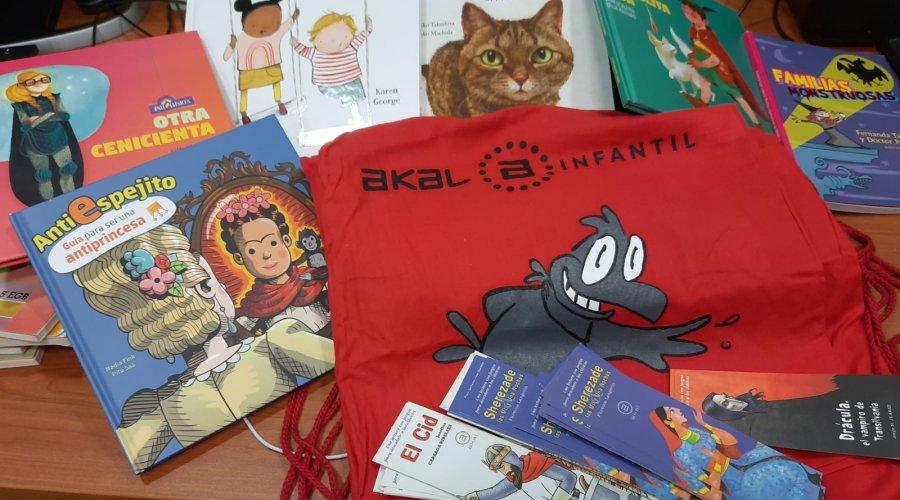 El Hospital Infanta Margarita celebra el Día del Libro con actividades enmarcadas en la iniciativa 'A la Salud por la Lectura'