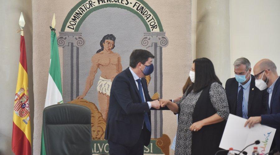 Junta y Diputación de Córdoba invertirán medio millón de euros para la promoción de la provincia