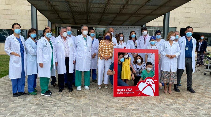El Hospital Reina Sofía celebra la XIX Semana del Donante con una intensa programación de actividades