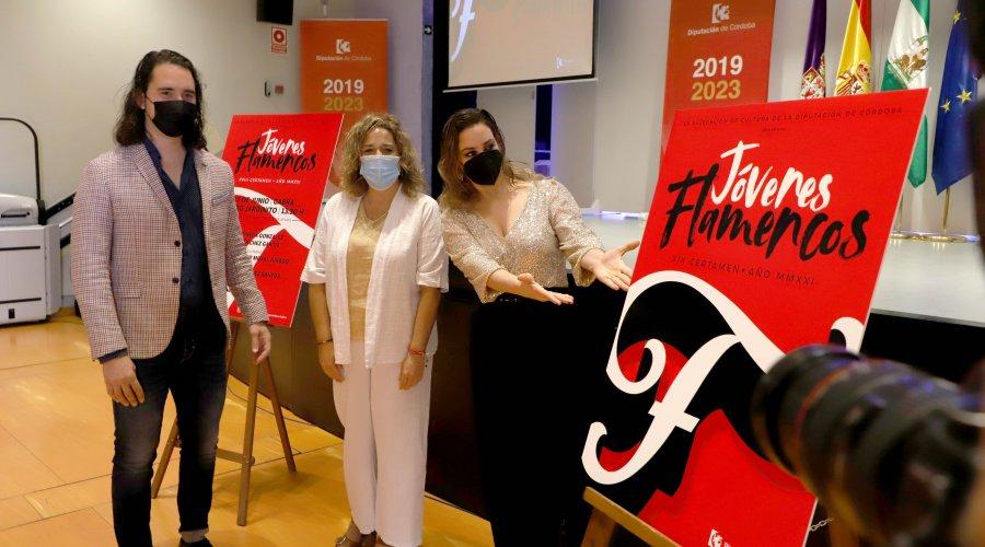 La Diputación de Córdoba convoca la XIX edición de su Certamen de Jóvenes Flamencos